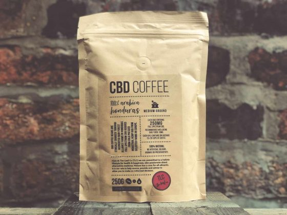 CBD coffee review