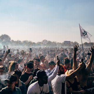 420 cannabis festival in hyde park