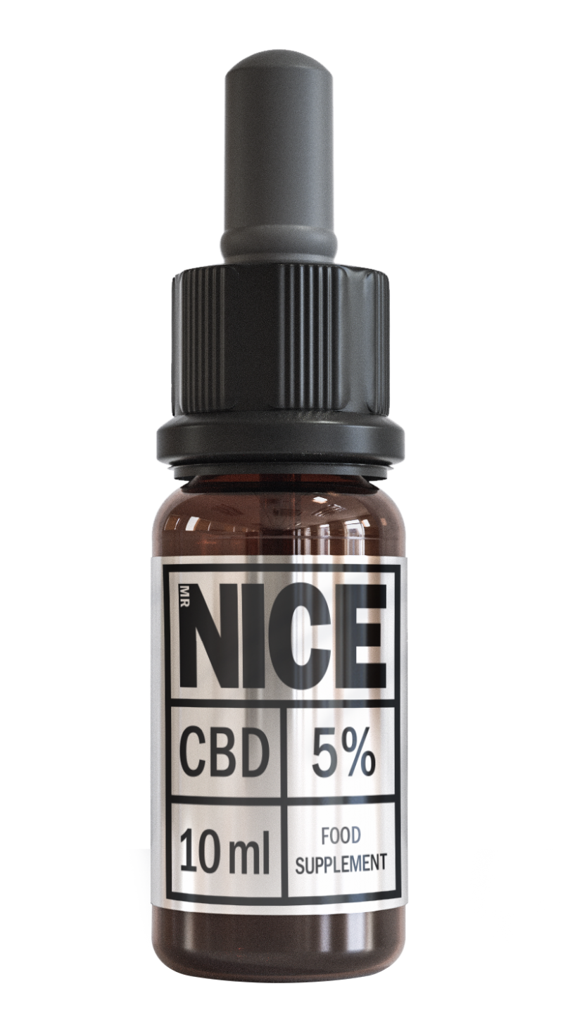 Mr Nice CBD Oil
