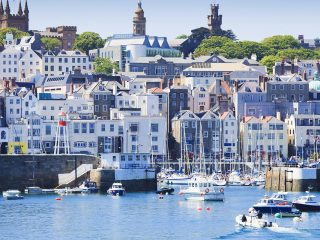 Guernsey - St Peters Port
