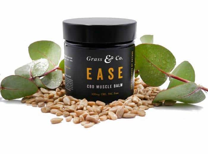 Grass & Co. Ease CBD Muscle Balm