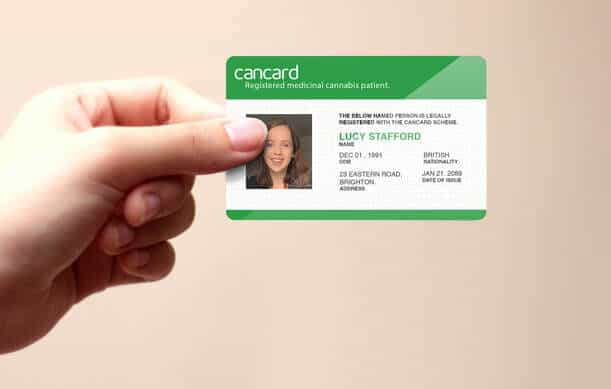 cancard for legal medical cannabis in the uk