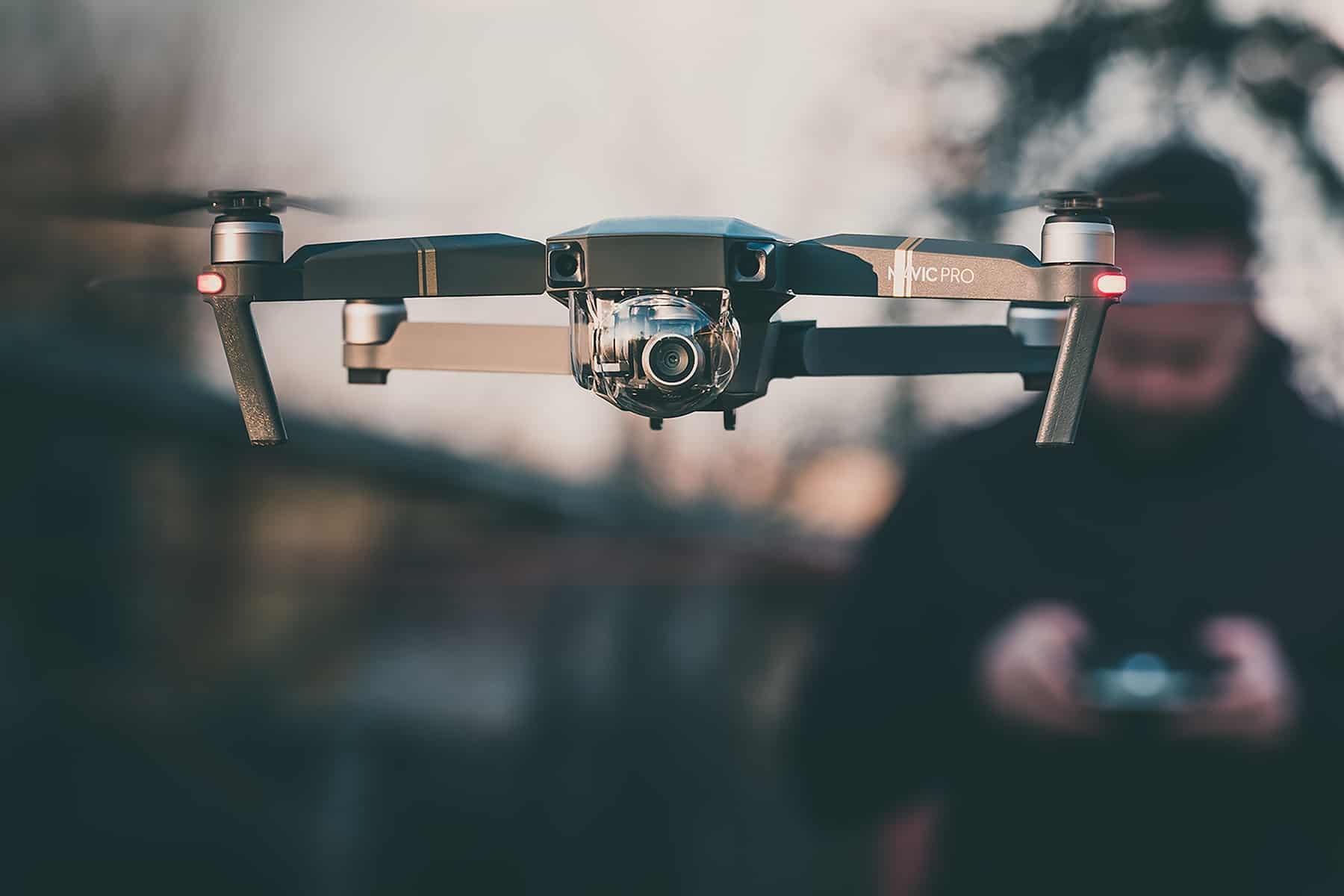 drone drops cannabis in tel aviv