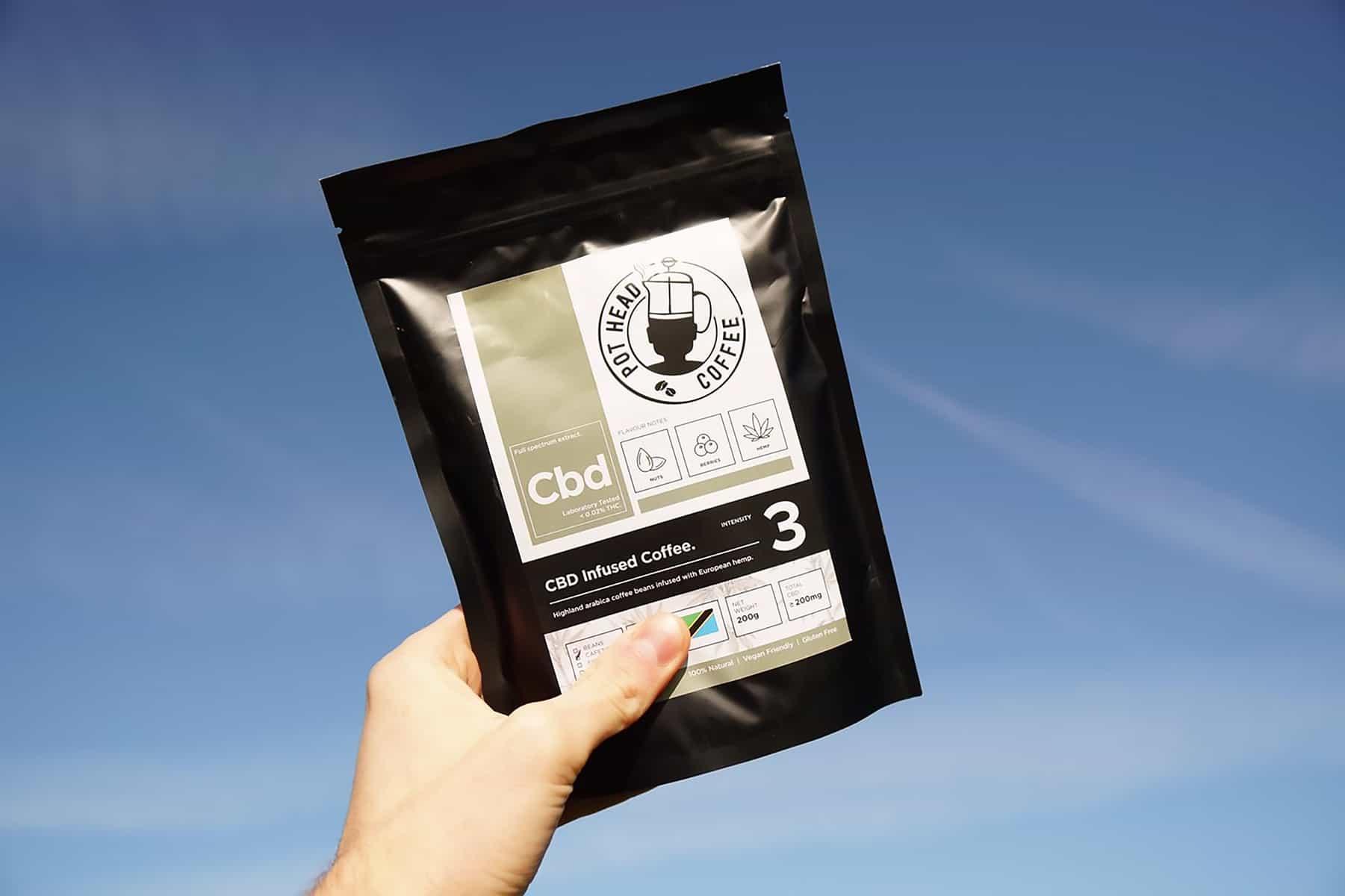 pot head CBD coffee