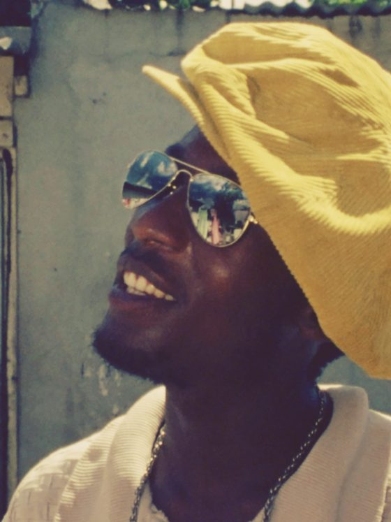 jimmy cliff in a scene from harder they come
