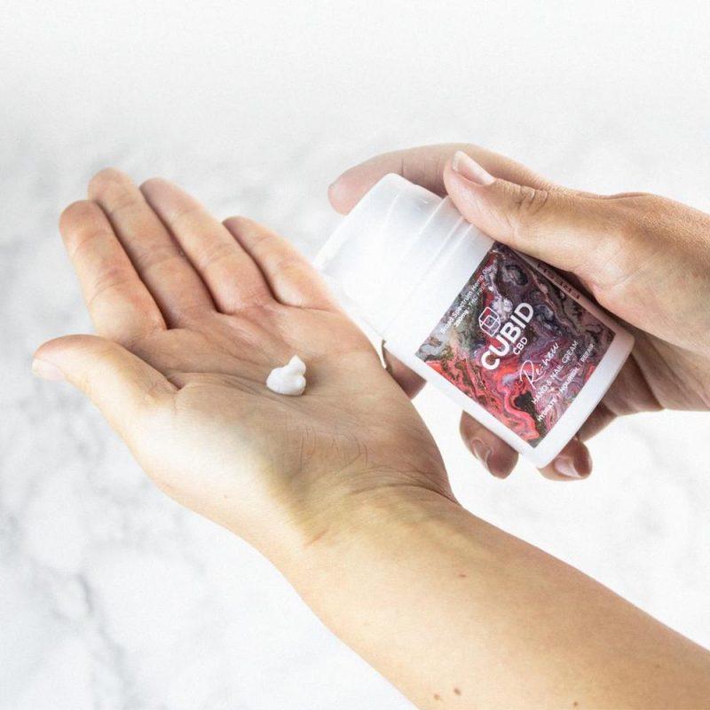 Cubid CBD Hand Cream