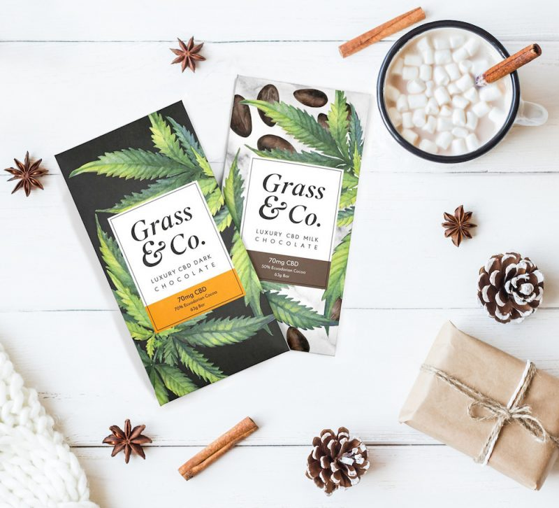 Grass & Co. Luxury CBD Chocolate