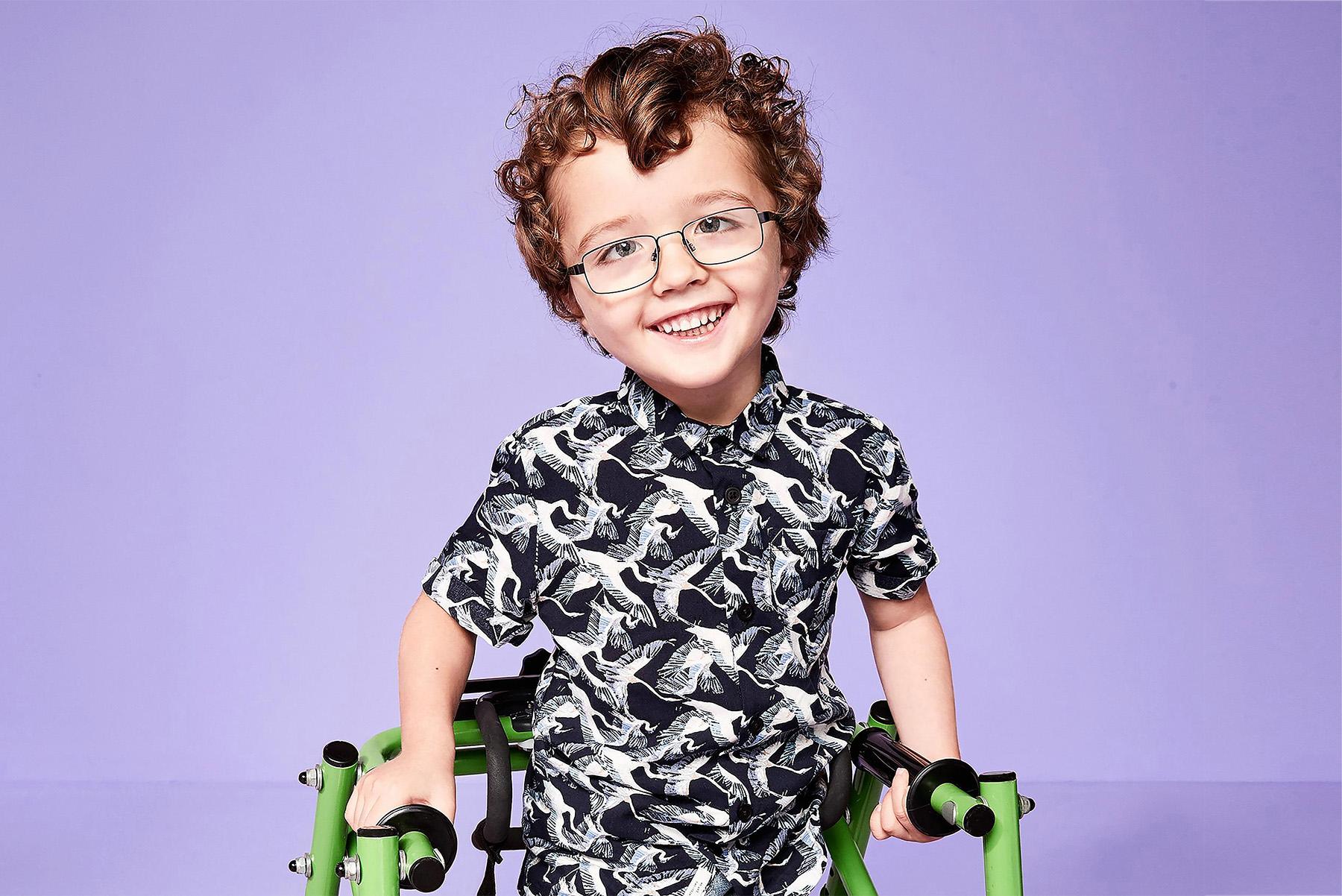 teddy berriman, model, actor and medical CBD user