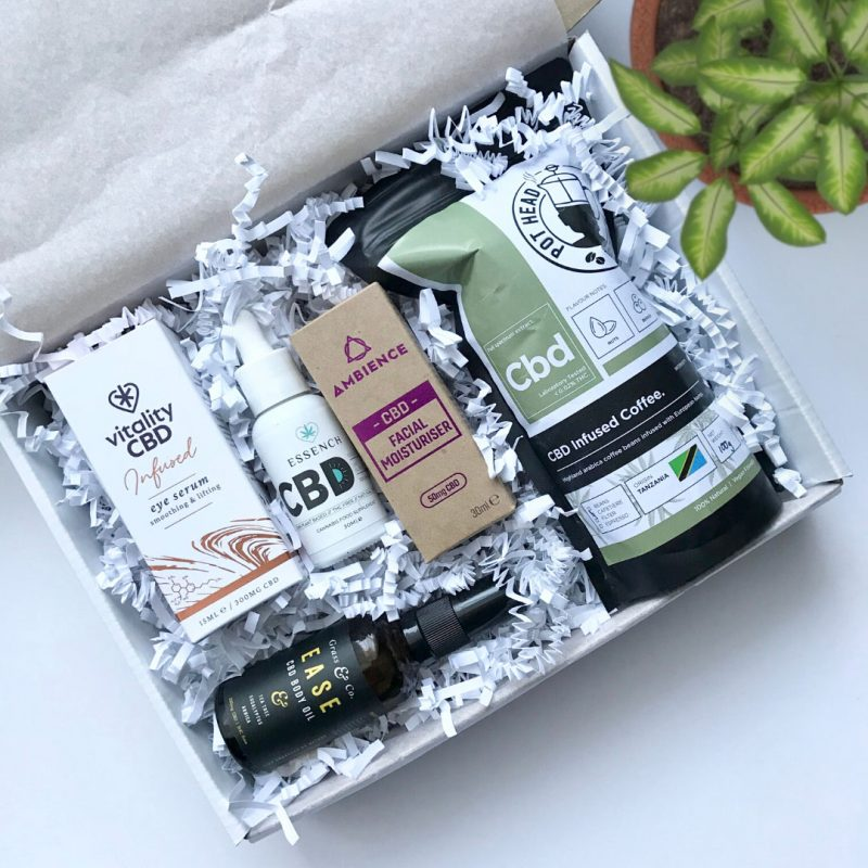 Serenity Winter Box