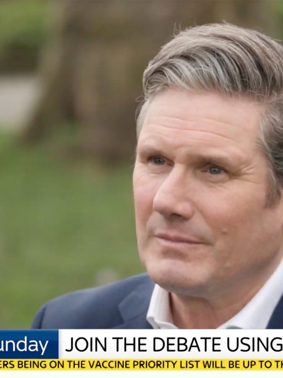 keir starmer sophy ridge interview