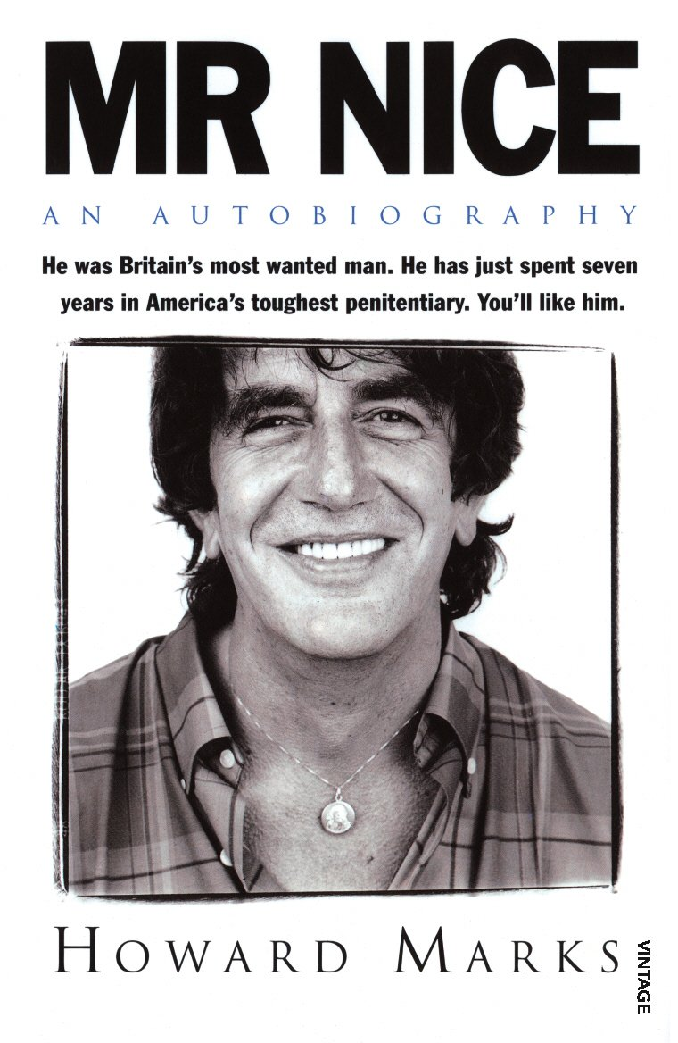 Howard Marks Mr Nice front cover