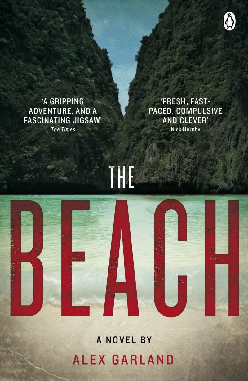 the beach alex garland front cover