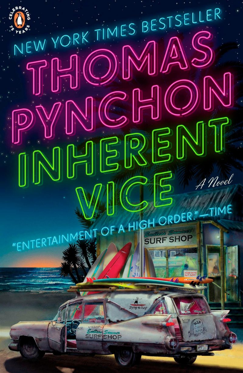 Inherent Vice - Thomas Pynchon front cover