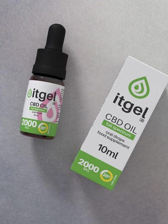 itgel cbd oil