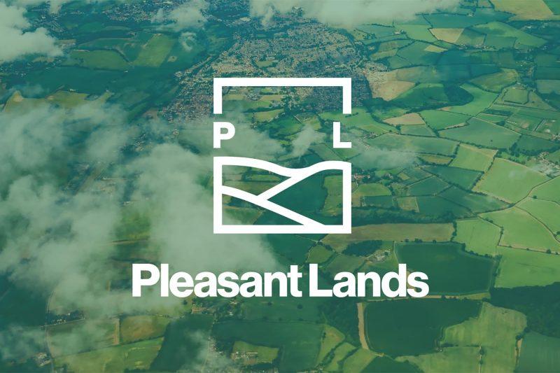 pleasant lands logo
