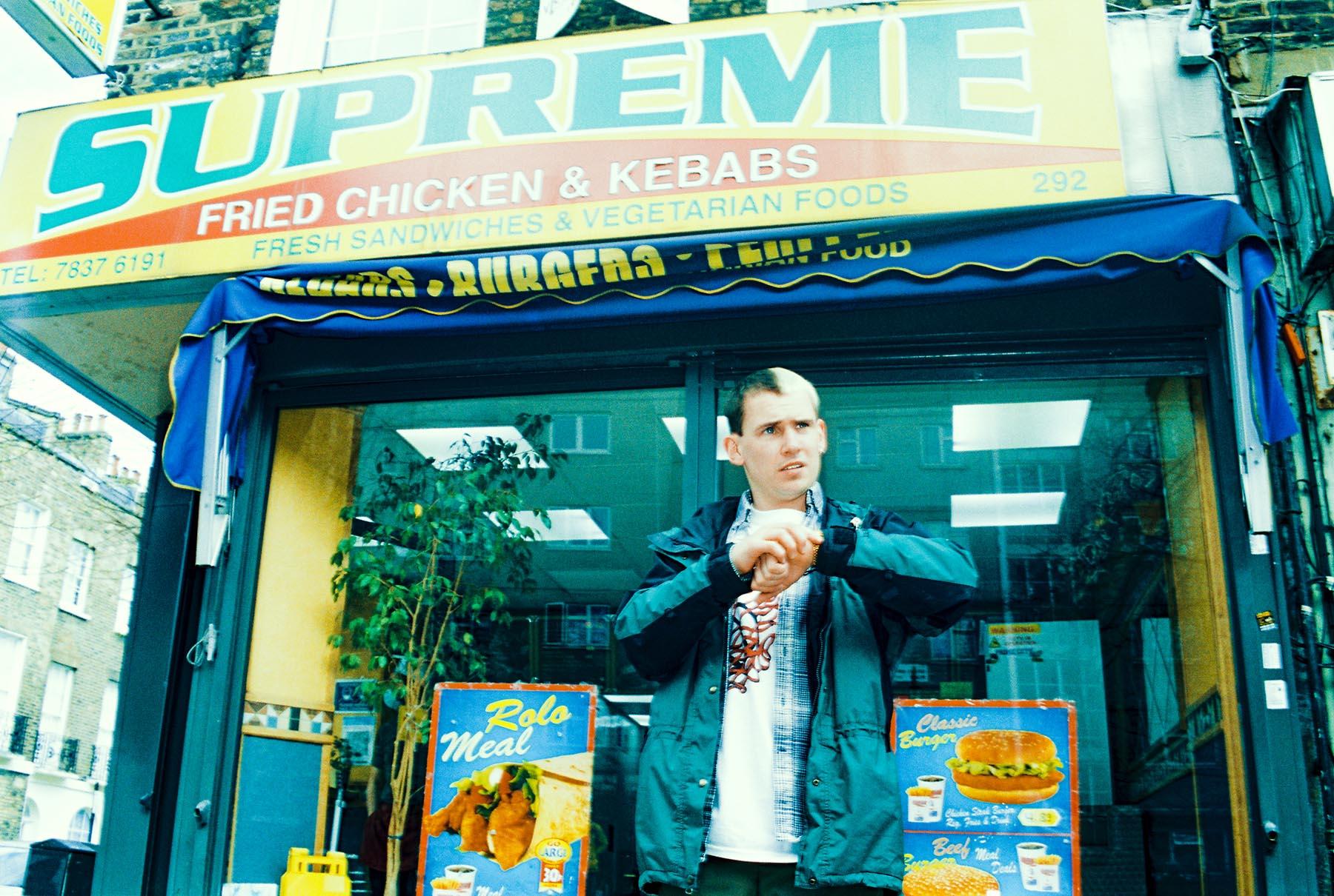 Dublin rapper Kojaque
