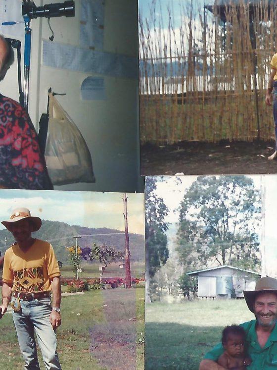 tony bevington in papua new guinea