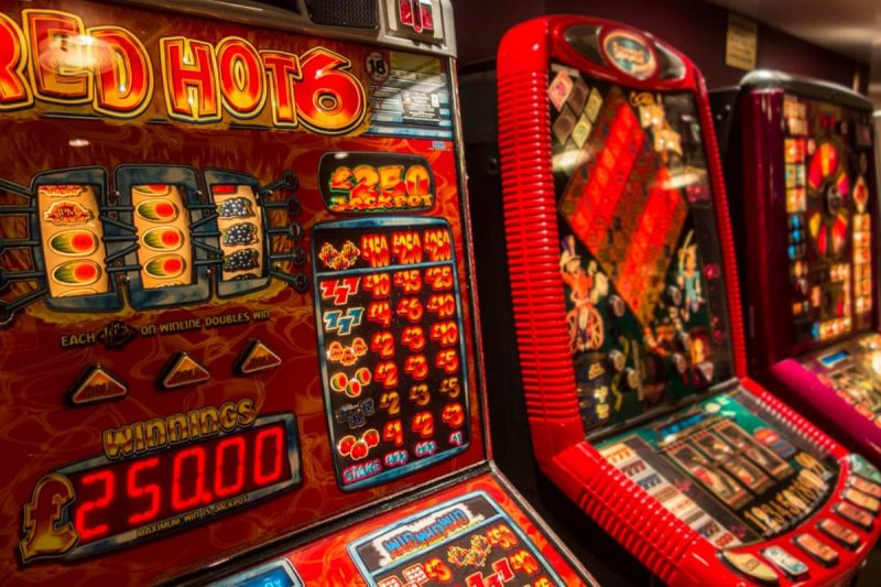 fruit machines for gambling