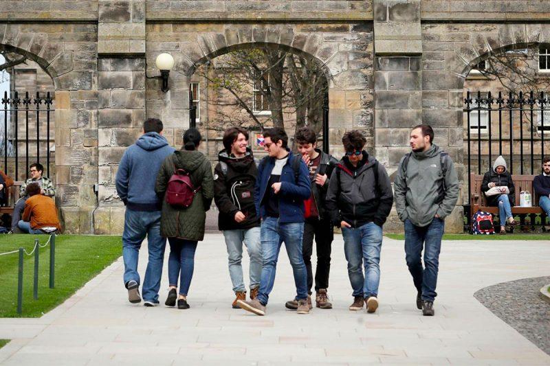 university students in the UK