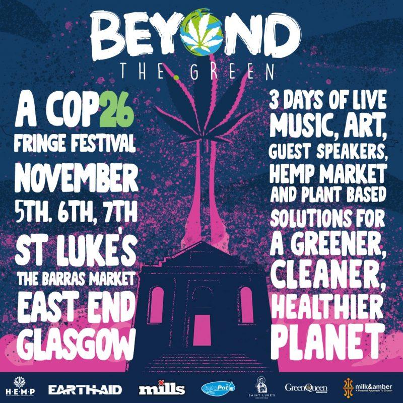 beyond the green glasgow cop26
